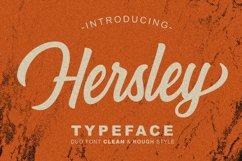 Hersley Typeface Product Image 1