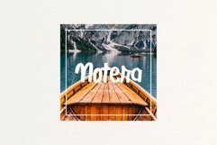 Adirolie's | Simple Modern Typeface Font Product Image 5