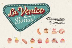 La Venice Script Product Image 3