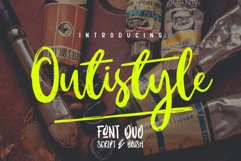 Outistyle Font Duo Product Image 2