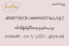 Lovelier Font Product Image 6