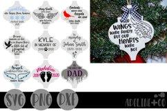 Arabesque memorial ornament bundle Product Image 1