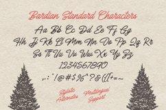 Bardian - Monoline Script Product Image 5