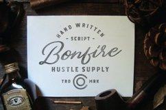 Bonfire - Brush Script Product Image 1