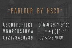 Parlour - Vintage Serif Font Product Image 3