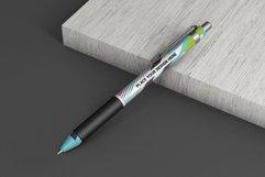 Colorful Pens Mockup Product Image 3