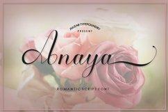 Anaya script Product Image 1