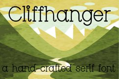 PN Cliffhanger Product Image 1