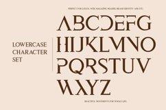 Aspal Typeface Font Product Image 4