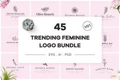 1200 Premade Logos Mega Bundle Product Image 3