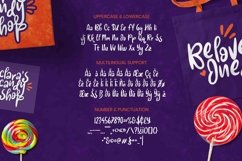 Web Font Antiquity Font Product Image 5