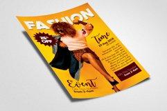Fashion Promotion Flyer Product Image 3