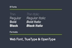 Enuy Font Sans Serif Product Image 2