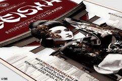 Geisha Night Flyer Template V5 Product Image 6