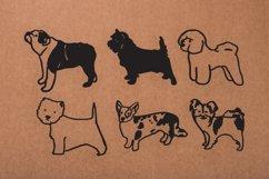 Dog Shapes SVG - Dog Doodles for Cricut Product Image 3