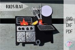 Grill pop up box card Product Image 2