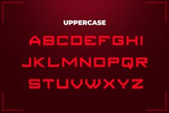 RAVENGER EXCLUSIVE DISPLAY FONT Product Image 5
