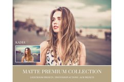 MATTE LIGHTROOM PRESETS, PHOTOSHOP ACTIONS AND ACR PRESETS Product Image 3
