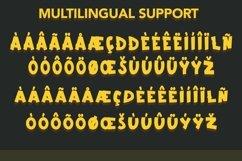 Web Font Tabloid - Fun Display Font Product Image 4