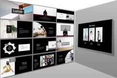 Lunox Dark - Google Slides Presentation Product Image 5
