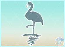 Birds In Water Silhouette Bundle Svg Dxf Eps Png PDF Product Image 4
