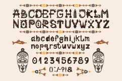 African Font Product Image 2