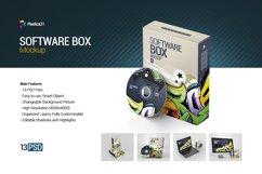 Software Box Mockup Product Image 1
