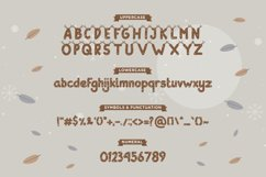 Donder - Winter Fancy Font Product Image 5
