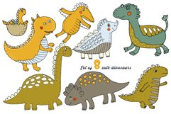 Funny dinosaurs Product Image 2