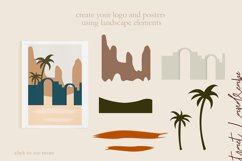 Abstract Landscape Creation Kit Product Image 6