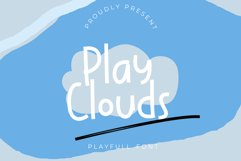 Play Clouds Product Image 1