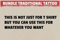 bundle traditional tattoo 2 Product Image 5