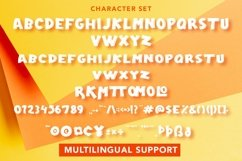 Web Font Vlockie - Playful Display Font Product Image 6