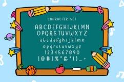 Web Font Kindergarten Kids Product Image 4