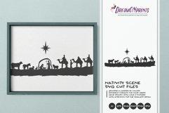 Nativity SVG Bundle | Christmas Nativity Bundle SVG Product Image 4