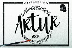 Artur Script Product Image 1