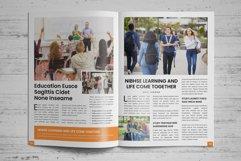 Education Magazine Brochure v1 Product Image 3