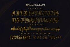 Bahama Script Product Image 6