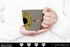 Sunflower leopard print Svg Product Image 3