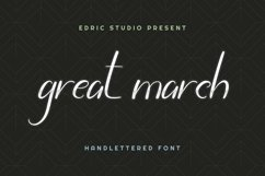 Great March Product Image 2