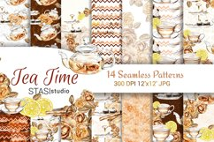 Tea Time Paper Pack Product Image 1