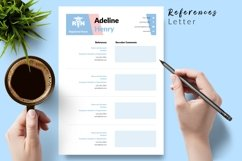 Nurse Resume CV Template for Word & Pages Adeline Henry Product Image 6
