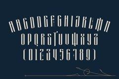 Masquerouge Font Product Image 3