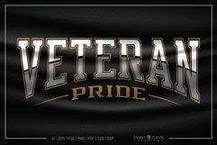 Veteran, Veteran Pride, Military Veteran SVG, Veteran SVG Product Image 1