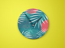 Hide in tropical leaves! Summer hand drawn patterns set Product Image 5
