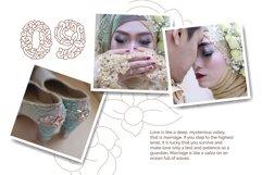 Batik Jawa Decorative Victorian Handwritten Product Image 6