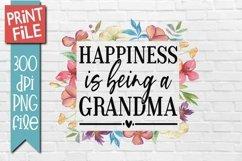 Grandma Sublimation Design Product Image 1
