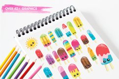 Popsicles  graphics and illustrations Product Image 3