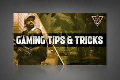 Mafia Gaming Youtube Channel Art and Thumbnail Product Image 2