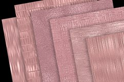 Metallic Rose Gold Textures Product Image 4